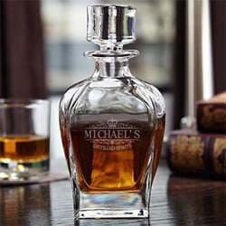 Gift Ideas For Brother Whiskey Decanter