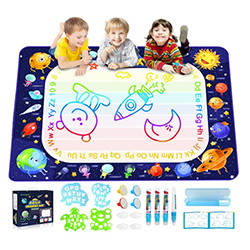 Gifts For 2 Year Old Girls Aqua Magic Doodle Mat