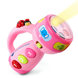 Gifts For 2 Year Old Girls Color Flashlight