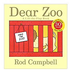 Gifts For 2 Year Old Girls Dear Zoo