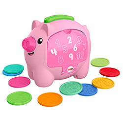 Gifts For 2 Year Old Girls Piggy Bank
