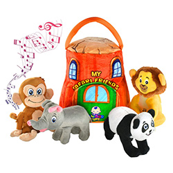 Gifts For 2 Year Old Girls Talking Animals