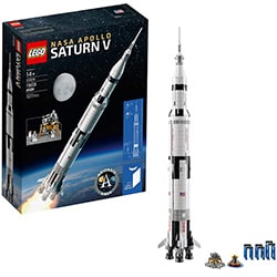 Best Lego Sets For Adults Apollo Saturn V