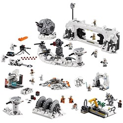 Best Lego Sets For Adults Star Wars Assault On Hoth