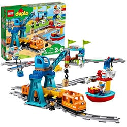 Best Lego Sets For Kids Cargo Train
