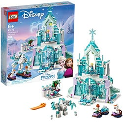 Best Lego Sets For Kids Disney Princess Elsa's Magical Ice Palace