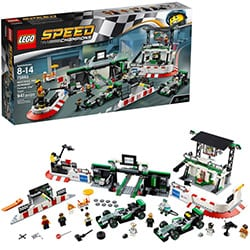 Best Lego Sets For Kids Mercedes AMG Petronas