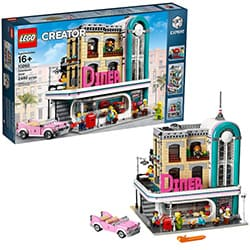 Best Lego Sets For Teens Downtown Diner
