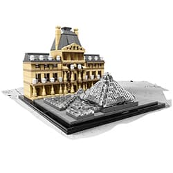 Best Lego Sets For Teens Louvre Building