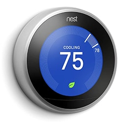 Best Gadgets For Men Google Nest Learning Thermostat