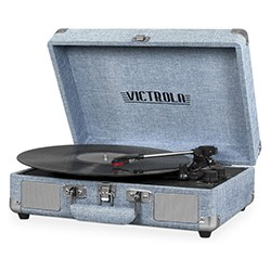 Cool Gadgets For Men Victrola Bluetooth Turntable