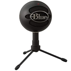 Gadgets For Men Blue Snowball Condenser Microphone