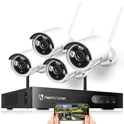 Gadgets For Men HeimVision Wireless Security Camera System