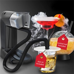 Gadgets For Men Homia Electric Food & Drink Smoker