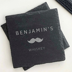 Birthday Gift Ideas For Your Husband Coasters