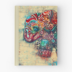 Gifts For Elephant Lovers Journal