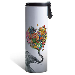 Gifts For Elephant Lovers Water Bottle