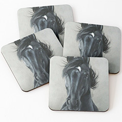 Gifts For Horse Lovers Coasters