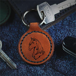 Gifts For Horse Lovers Keychain
