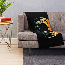 Gifts With Elephants Throw Blanket