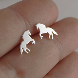 Horse Themed Gifts Earrings
