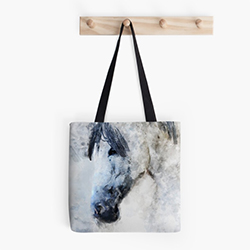 Unique Horse Gifts Tote Bag