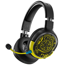 Cyberpunk 2077 Merch Limited Edition Gaming Headset