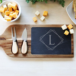 Thank You Gift Ideas Cheese Board
