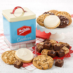 Thank You Gift Ideas Cookie Canister