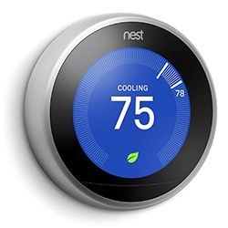 Gadgets For Women Learning Thermostat