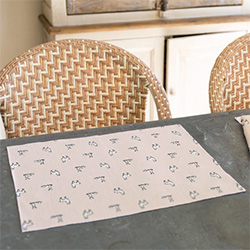Awesome Llama Gifts Placemats