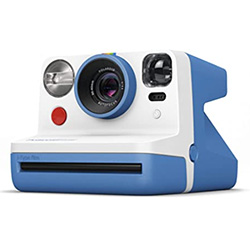 Blue Gift Ideas Polaroid Camera