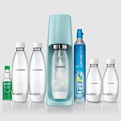 Blue Gift Ideas Sparkling Water Maker