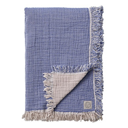 Blue Themed Gifts Throw Blanket