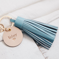 Cool Blue Gifts Keyring