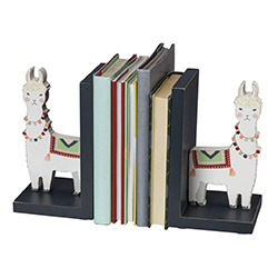 Fun Gifts For Llama Lovers Bookends