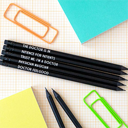 Gifts For Medical Students Pencils