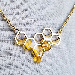 Amazing Bee Gifts Necklace