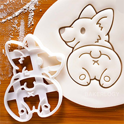 Awesome Corgi Gifts Cookie Cutter
