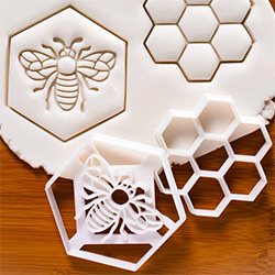 Bumble Bee Gifts Cookie Cutters