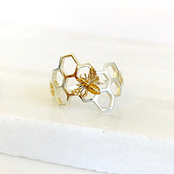 Bumble Bee Gifts Ring