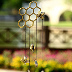 Bumble Bee Gifts Wind Chimes