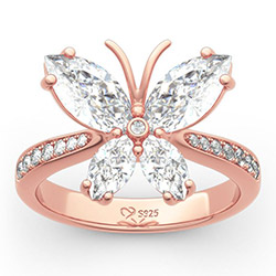 Butterfly Gift Ideas Ring