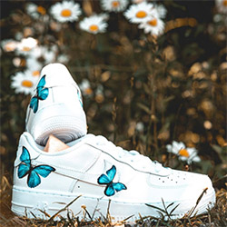 Butterfly Gift Ideas Shoes