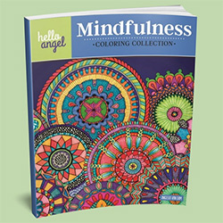 Calming Mindfulness Gift Ideas Coloring Book