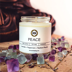 Calming Mindfulness Gift Ideas Scented Candle