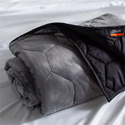 Calming Mindfulness Gift Ideas Weighted Blanket