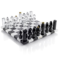 Cool Chess Sets Crystal