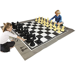 Cool Chess Sets Outdoor Kids