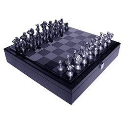 Cool Chess Sets Street Fighter